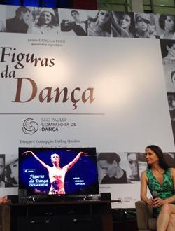 Figuras da Dança Exhibition (2015)